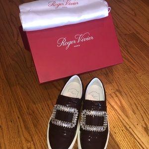 Roger Vivier Sneaker Buckle